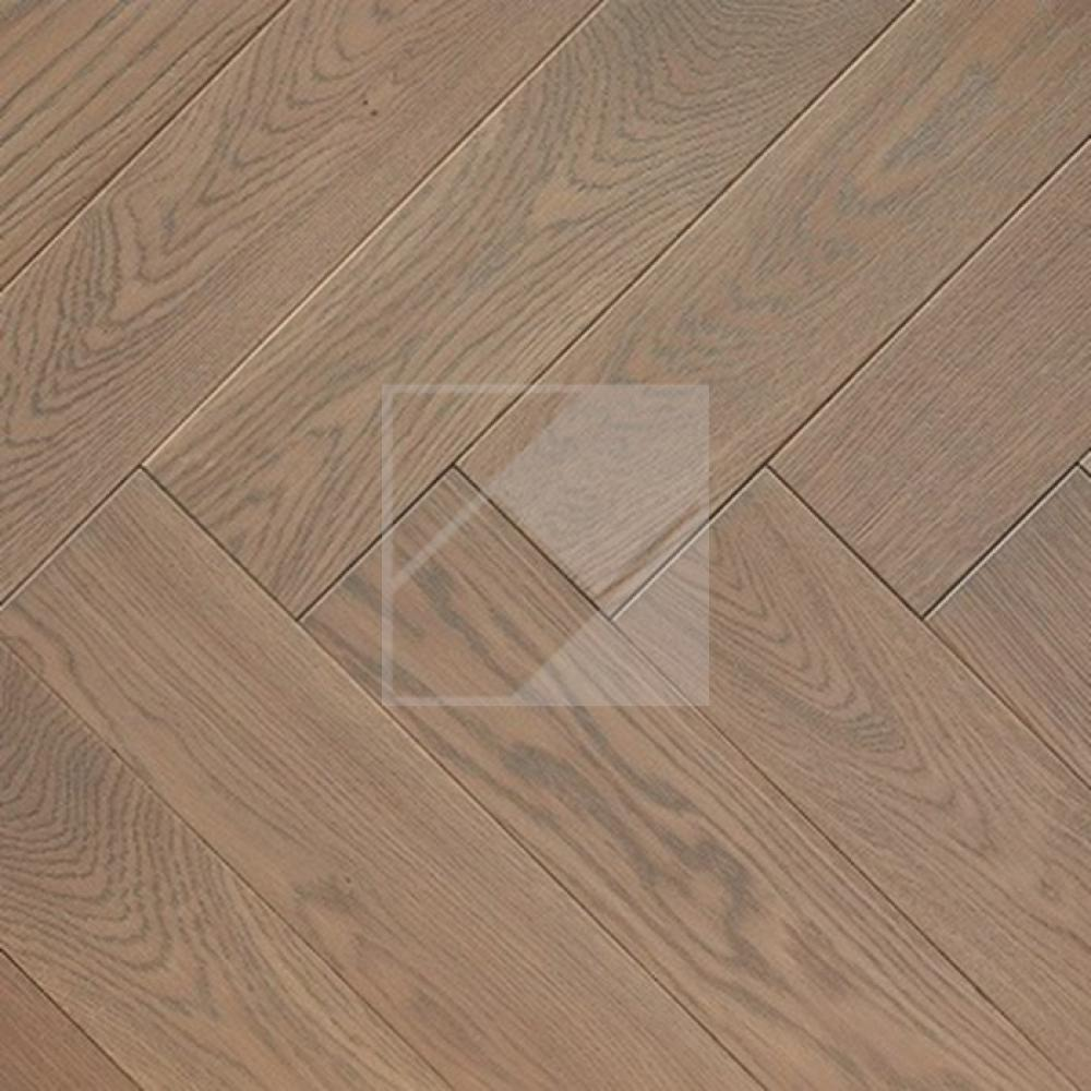 Engineered Oak Rustic Grey Oiled - 20 x 100 x 500