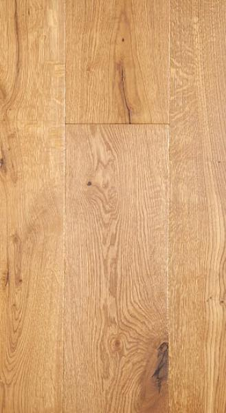 Engineered Smoked Oak Distressed & Oiled