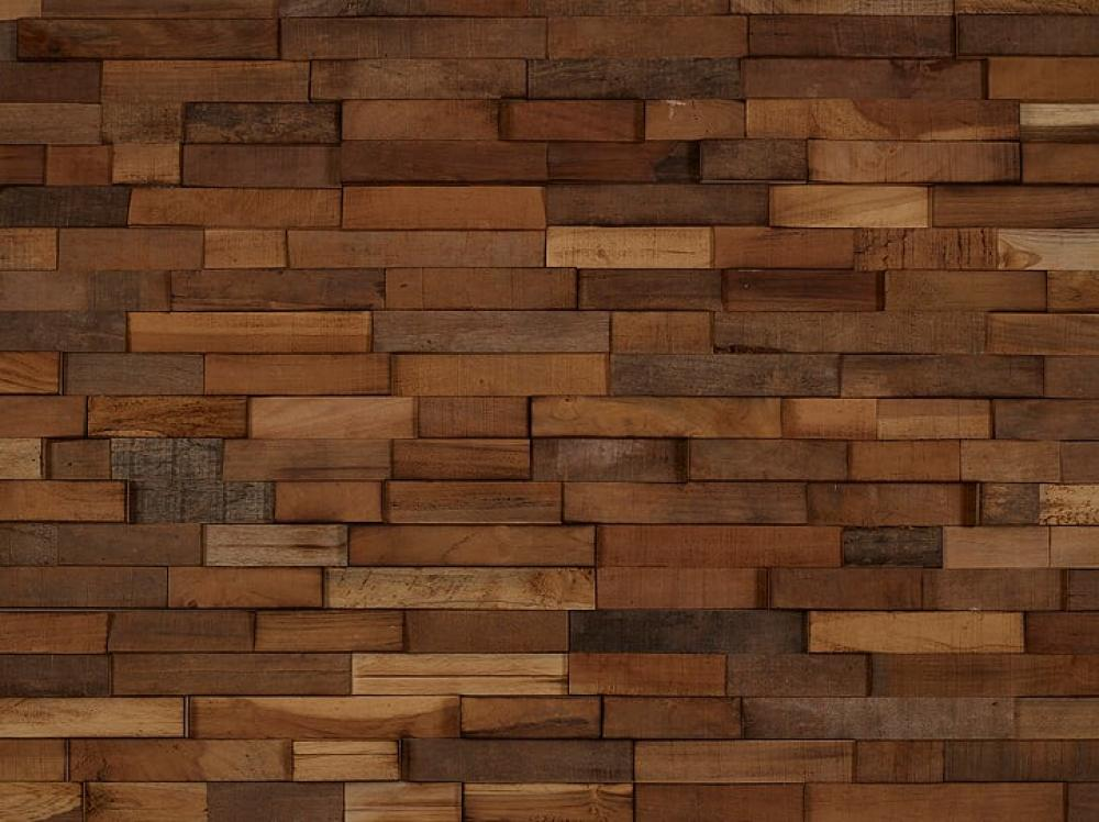 ORKNEY - Teak - Saw Marks/Thermo Treated/Unfinihed
