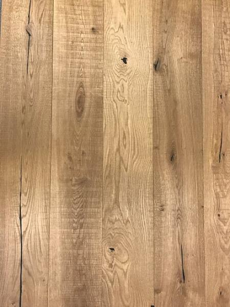 Engineered Oak Smoked Brushed/Bandsawn 