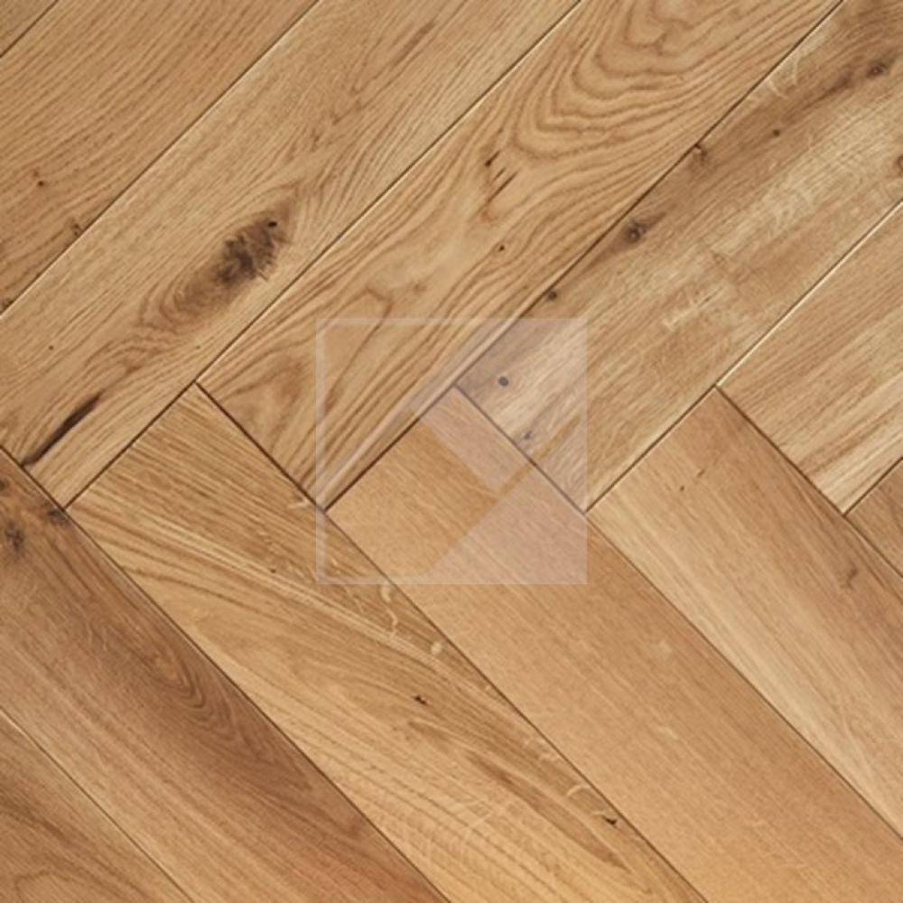 Engineered Oak Rustic Lacquered - 20 x 100 x 500
